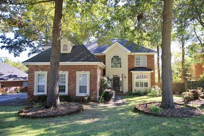 Martinez Single Family Home For Sale: 406 Wade Plantation Drive