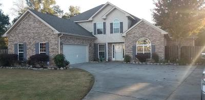 Columbia County Single Family Home For Sale: 5065 Reynolds Way