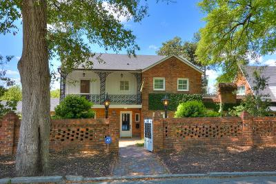 Augusta Single Family Home For Sale: 1001 Peachtree Road