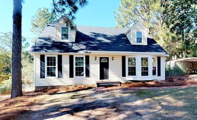 North Augusta Single Family Home For Sale: 307 Pine Bark Lane
