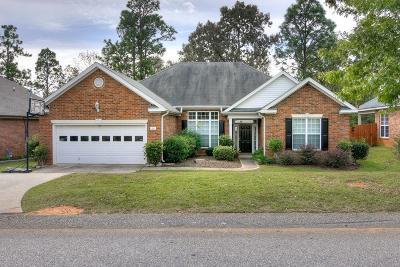 Aiken Single Family Home For Sale: 80 Weyanoke Court