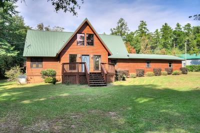 Beech Island Single Family Home For Sale: 281 Williston Road