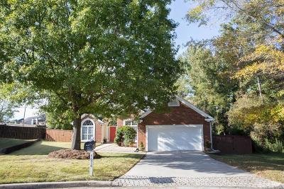 Grovetown Single Family Home For Sale: 4674 Perry Mill Circle