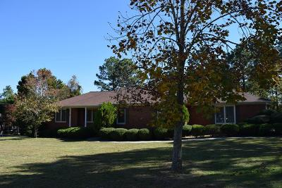 North Augusta Single Family Home For Sale: 433 A Blanchard Road