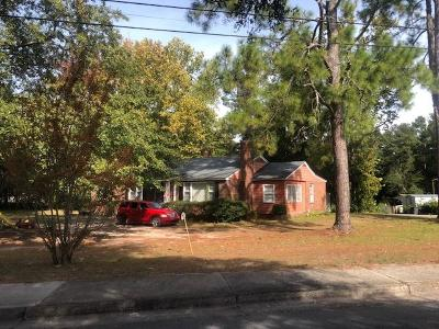 North Augusta Single Family Home For Sale: 1818 Bunting Drive