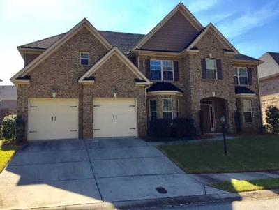 Grovetown Single Family Home For Sale: 327 Bobwhite Trail