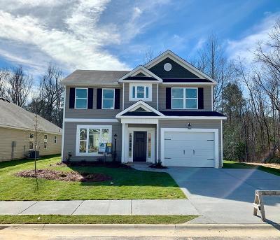 Willow Oak Village Single Family Home For Sale: 3256 Alexandria Drive