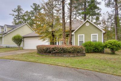 Evans Single Family Home For Sale: 1021 Mansford Lane