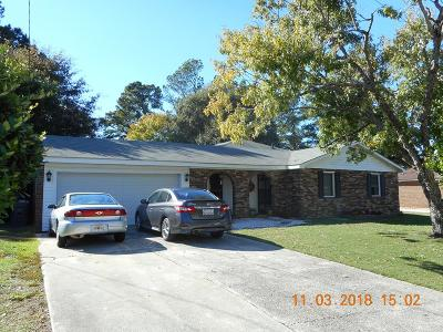 Grovetown Single Family Home For Sale: 114 Magnolia Drive