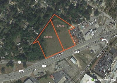 Richmond County Residential Lots & Land For Sale: 1517 Gordon Hwy