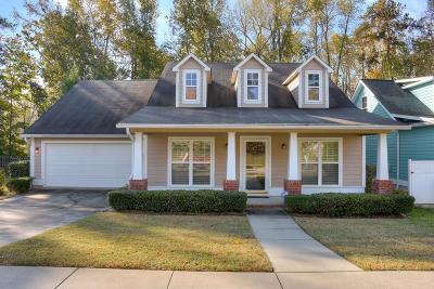 Grovetown Single Family Home For Sale: 2046 Magnolia Pkwy