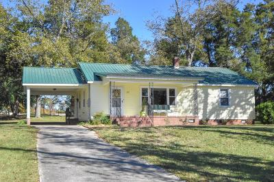 North Augusta Single Family Home For Sale: 117 Kirby Drive
