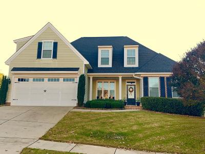 Grovetown Single Family Home For Sale: 402 Aldrich Court