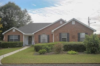 Richmond County Single Family Home For Sale: 4106 Burning Tree Lane