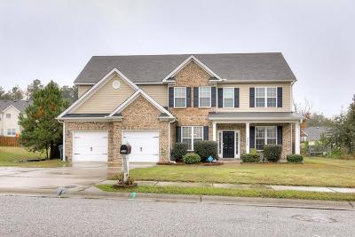 Hephzibah Single Family Home For Sale: 2508 Peach Blossom Pass