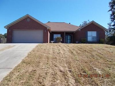 Grovetown Single Family Home For Sale: 306 Country Glen Court