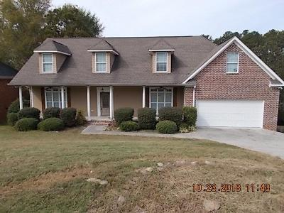 Evans Single Family Home For Sale: 354 Farmington Drive E