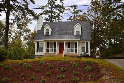 North Augusta Single Family Home For Sale: 826 Audobon Circle