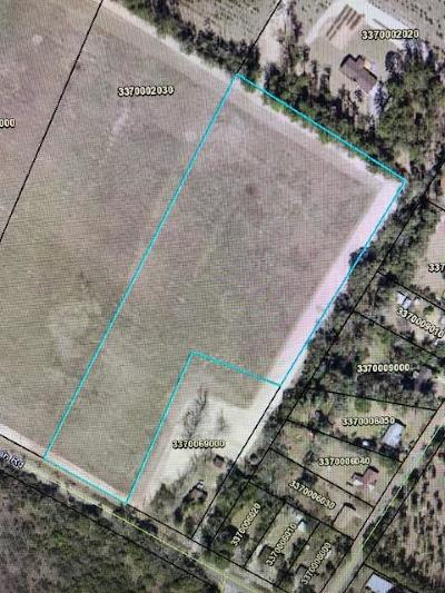 Hephzibah Residential Lots & Land For Sale: 1075 Heph McBean Road