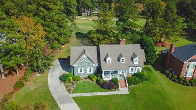 Columbia County Single Family Home For Sale: 757 Jones Creek Drive