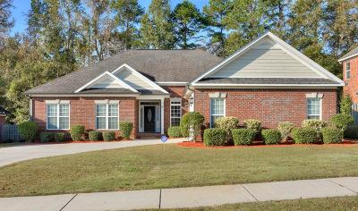 Knob Hill Single Family Home For Sale: 934 Woody Hill Circle