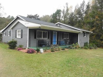 Lincoln County Single Family Home For Sale: 2291 Hwy 220w