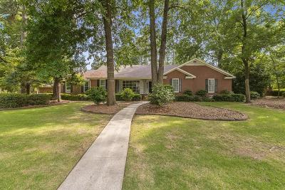 Columbia County Single Family Home For Sale: 3713 Inverness Way