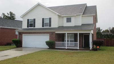 Grovetown Single Family Home For Sale: 7601 Main Street