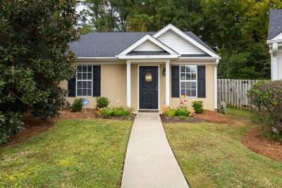 Augusta Attached For Sale: 16 Charlestowne Drive