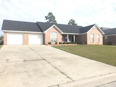 Hephzibah Single Family Home For Sale: 3313 Thames Place