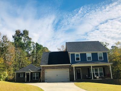 North Augusta Single Family Home For Sale: 95 Bella Vita Way