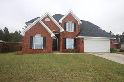 Richmond County Single Family Home For Sale: 3028 Breeze Hill