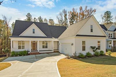 Evans Single Family Home For Sale: 4330 Sabal Drive
