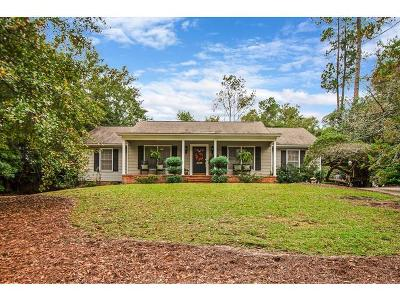 Richmond County Single Family Home For Sale: 3310 Quaker Spring Road