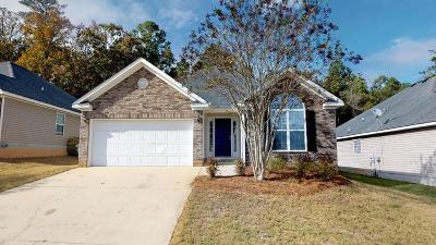 Grovetown Single Family Home For Sale: 795 Michelle Court