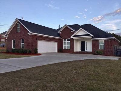 Richmond County Single Family Home For Sale: 2002 Heathers Lane