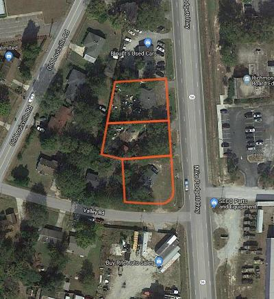 Augusta Commercial For Sale: 2909 Mike Padgett Hwy