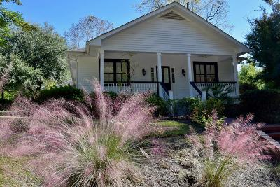 Aiken Single Family Home For Sale: 574 Newberry Street