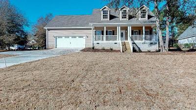 Aiken Single Family Home For Sale: 531 Summer Lake Drive