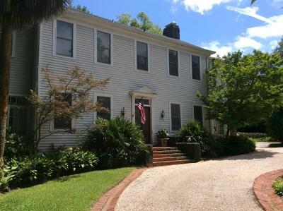 Aiken Single Family Home For Sale: 212 Boundary Street