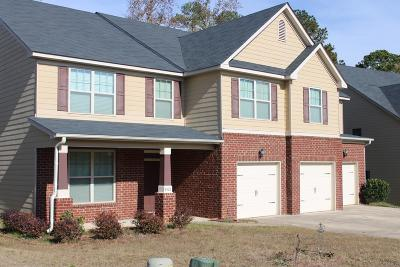 Grovetown GA Single Family Home For Sale: $326,500
