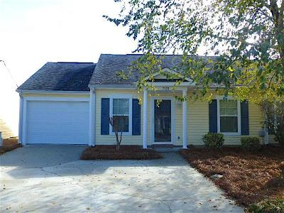 Richmond County Single Family Home For Sale: 7122 Belize Drive