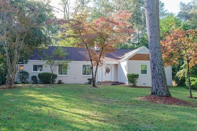 Richmond County Single Family Home For Sale: 3004 Walton Way Ext