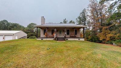 Edgefield County Single Family Home For Sale: 12 Vortech Rd