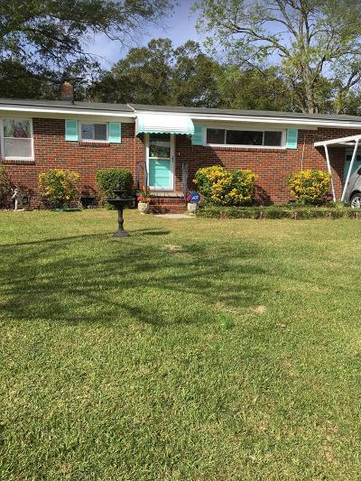 Augusta GA Single Family Home For Sale: $107,000