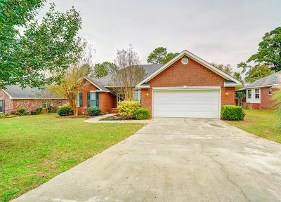 Grovetown Single Family Home For Sale: 126 Adams Lane