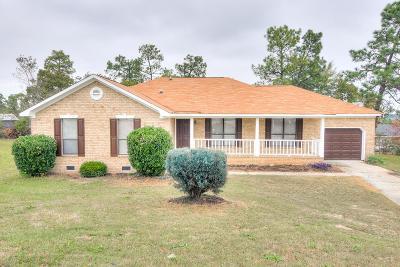 Richmond County Single Family Home For Sale: 3309 Long Creek Lane