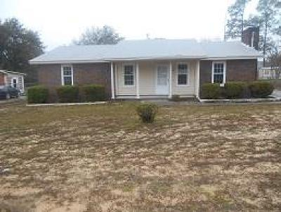 Hephzibah Single Family Home For Sale: 4209 Cap Chat Street