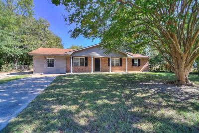 Martinez Single Family Home For Sale: 210 Pecan Drive