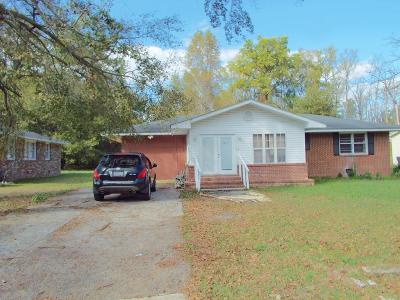 Richmond County Single Family Home For Sale: 2064 Wharton Drive